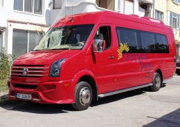 1 - Автобусен транспорт Омуртаг - Омуртаг Транс